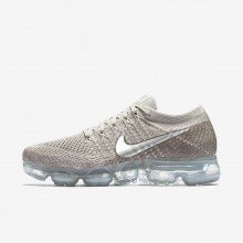 101AYVFO Nike Air VaporMax Running Shoes For Women String/Sunset Glow/Taupe Grey/Chrome