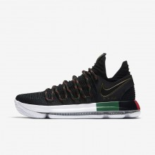 114IUQAV Nike Zoom KDX Basketball Shoes For Women Black/Multi-Color