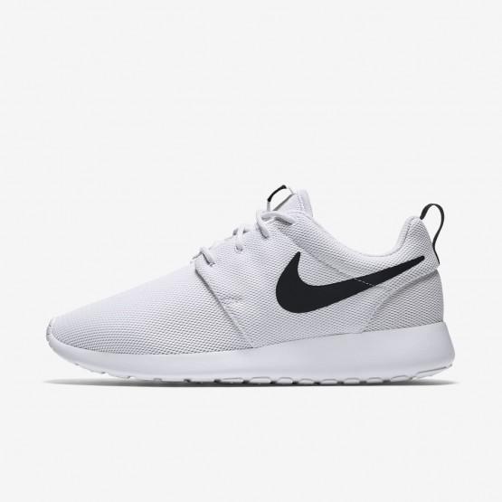 126WVOJP Naisten Lifestyle Kengät Nike Roshe One Valkoinen/Mustat