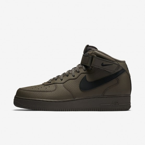 127LWCSY Zapatillas Casual Nike Air Force 1 Hombre Negras