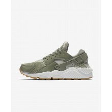 140WJTQD Nike Air Huarache Lifestyle Shoes For Women Dark Stucco/Light Bone/Summit White/Pale Grey