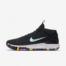 148RNFJB Nike Kobe A.D. Basketball Shoes For Men Black/Multi-Color