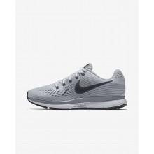 151MQCZA Nike Air Zoom Løpesko Dame Platina/Grå/Svart