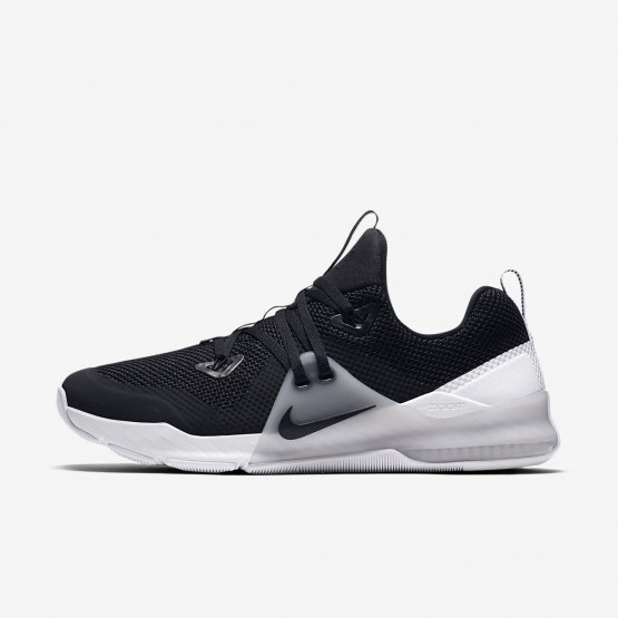 162FDKJP Nike Zoom Train Command Training Shoes For Men Black/White