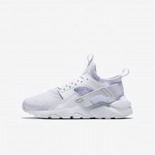 187ZKDGF Nike Air Huarache Lifestyle Shoes For Boys White