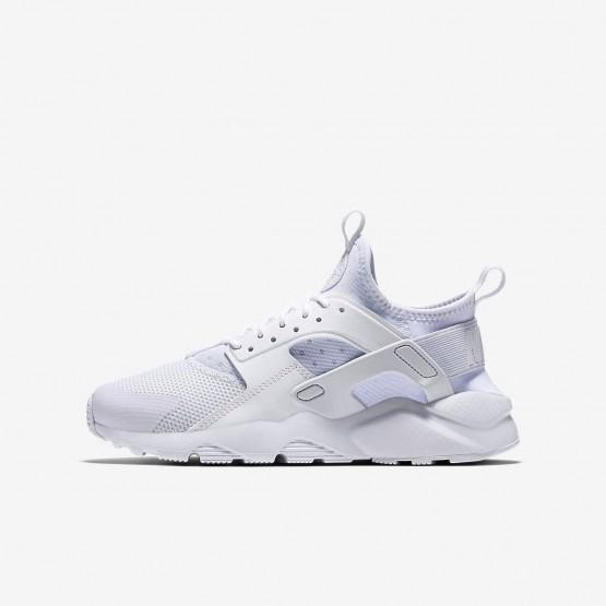 187ZKDGF Poikien Lifestyle Kengät Nike Air Huarache Valkoinen