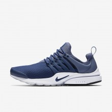 194DZABO Nike Air Presto Lifestyle Shoes For Men Navy/Diffused Blue/Black