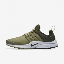 200OTWMV Nike Air Presto Lifestyle Shoes For Men Neutral Olive/Cargo Khaki/Black