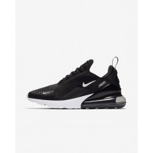 224PLBSE Nike Air Max 270 Lifestyle Shoes For Men Black/White/Solar Red/Anthracite
