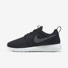 226OHKBP Nike Roshe One Lifestyle Shoes For Men Black/Sail/Anthracite