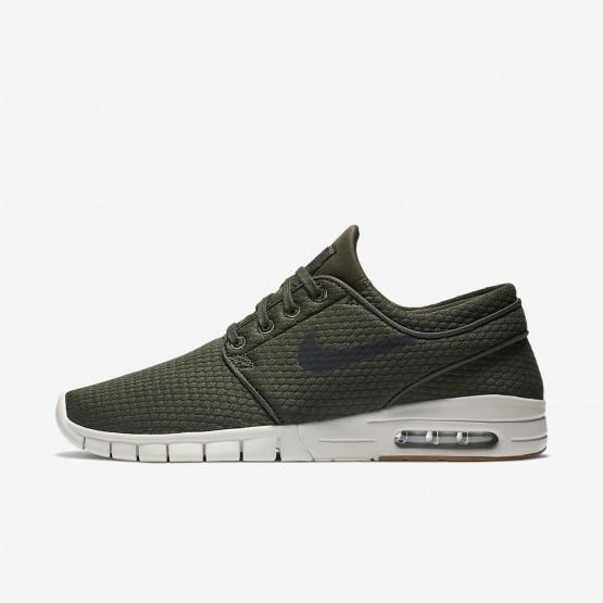 235UPJVN Nike SB Stefan Janoski Max Kaykay Ayakkabı Erkek Kahverengi/Açık/Siyah