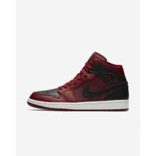246ETOGJ Air Jordan 1 Lifestyle Shoes For Men Team Red/Summit White/Gym Red