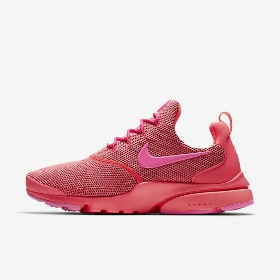 252KPDXI Nike Presto Fly Lifestyle Shoes For Women Hot Punch/Pink Blast