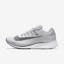 253GNKWJ Nike Zoom Fly Running Shoes For Women Vast Grey/Atmosphere Grey/Gunsmoke/Anthracite