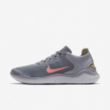 254URDWT Nike Free RN Running Shoes For Women Gunsmoke/Atmosphere Grey/Vast Grey/Crimson Pulse