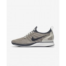 281INFQE Nike Air Zoom Lifestyle Shoes For Women Pale Grey/Summit White/Light Bone/Dark Grey