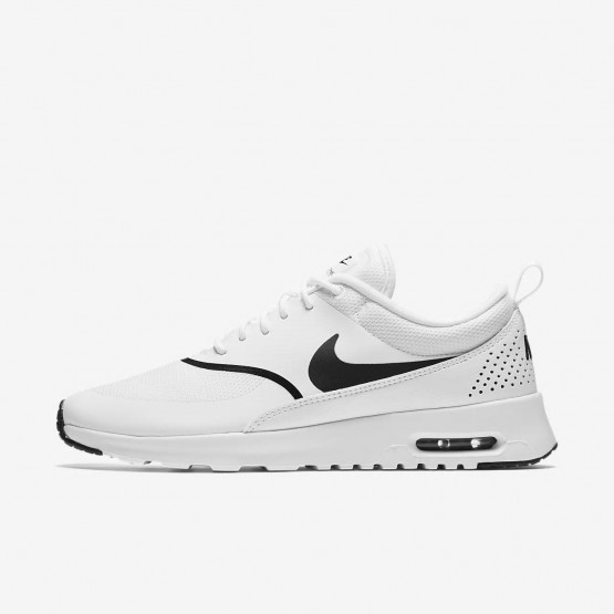 288JUSHP Nike Air Max Thea Lifestyle Shoes For Women White/Black