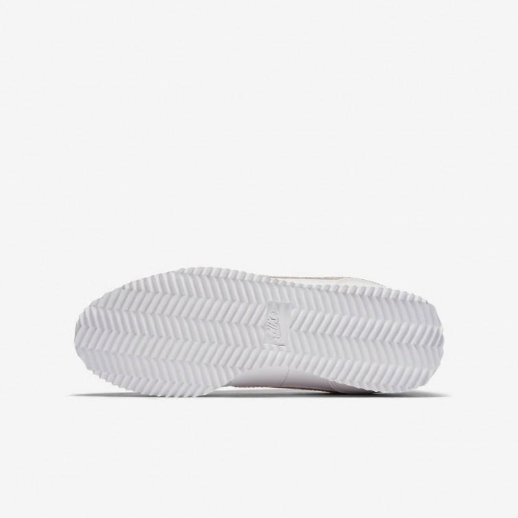 Nike Classic Cortez,Joggesko Dame HviteRosa På Nettet