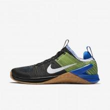 306PGLMB Nike Metcon DSX Training Shoes For Men Black/Racer Blue/Volt/White