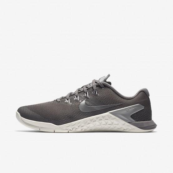 322NAZFP Buty Treningowe Nike Metcon 4 Damskie Białe/Metal Szare