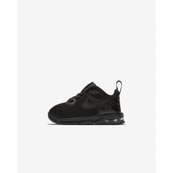 324LFBNY Nike Air Max Motion Lifestyle Shoes For Boys Black