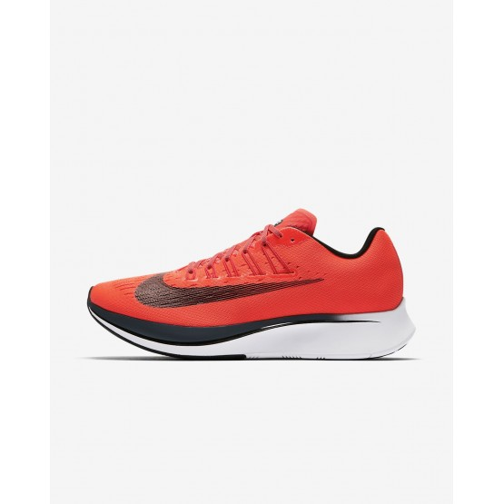 326LSANZ Nike Zoom Fly Running Shoes For Men Bright Crimson/Blue Fox/White/Black