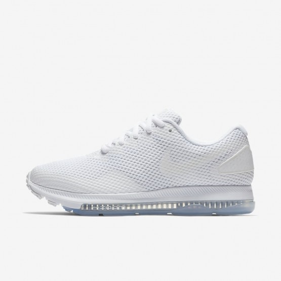 326PQETW Nike Zoom All Out Løpesko Dame Hvite/Hvite