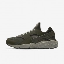 331DQLUG Nike Air Huarache Lifestyle Shoes For Men Sequoia/Dark Stucco/Black