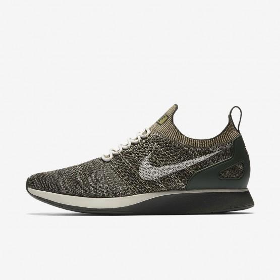 353YIWKV Nike Air Zoom Livsstil Sko Herre Lyse/Olivengrønne