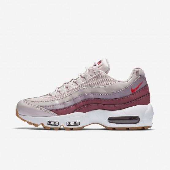 354VJQZS Nike Air Max 95 Lifestyle Ayakkabı Bayan Pembe/Beyaz