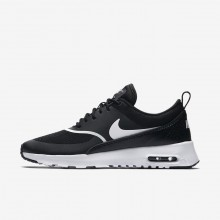 369OCTZH Nike Air Max Thea Lifestyle Shoes For Women Black/White