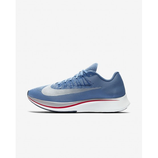 390XVLUW Nike Zoom Fly Running Shoes For Men Aegean Storm/Blue Nebula/Thunder Blue/Summit White