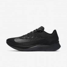 395OKWFR Nike Zoom Fly Running Shoes For Women Black/Anthracite