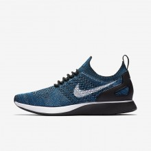 399KBQNE Nike Air Zoom Lifestyle Shoes For Men Green Abyss/Cirrus Blue/White/Black