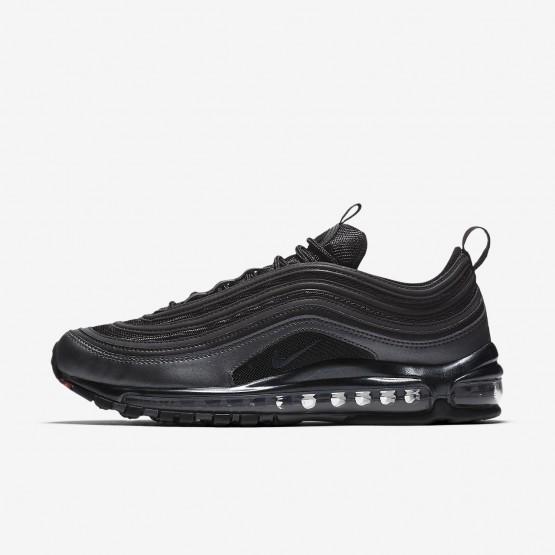 404MYXJO Nike Air Max 97 Lifestyle Shoes For Men Black/Metallic Hematite/Dark Grey/Anthracite