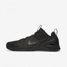 421RYHTK Nike Metcon DSX Training Shoes For Men Black/Hyper Crimson