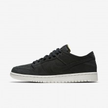 430KEGBR Nike SB Zoom Dunk Skateboarding Shoes For Men Black/Summit White/Anthracite