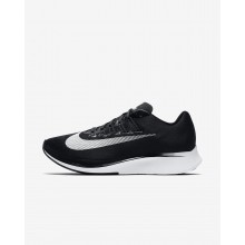 434RIEKS Nike Zoom Fly Running Shoes For Men Black/Anthracite/White
