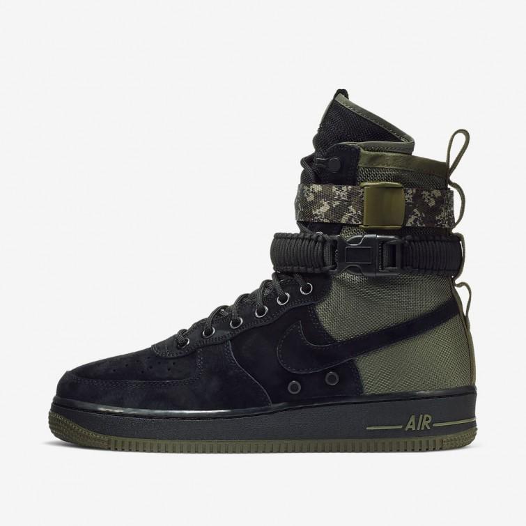 zapatillas nike hombres negras casual