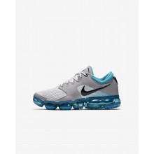438RKVJE Nike Air VaporMax Running Shoes For Boys Vast Grey/Dusty Cactus/Atmosphere Grey/Black