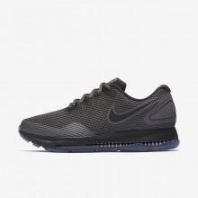 439DVKPC Nike Zoom All Out Løpesko Dame Obsidian/Svart