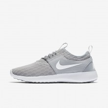 453YTKBL Nike Juvenate Lifestyle Shoes For Women Wolf Grey/White