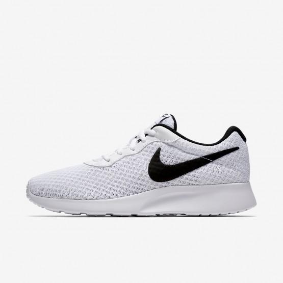 470AWRUF Nike Tanjun Lifestyle Shoes For Women White/Black
