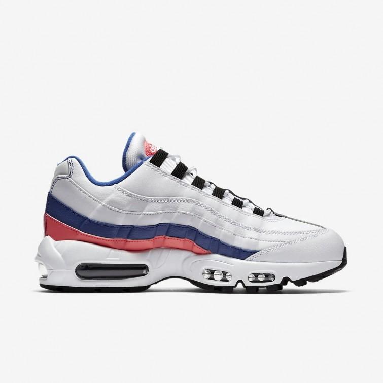 Tanie Damskie Buty Nike Air Max 95 Skuteczne Czerwony Biały