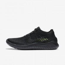 489UMQHR Nike Free RN Koşu Ayakkabısı Bayan Siyah
