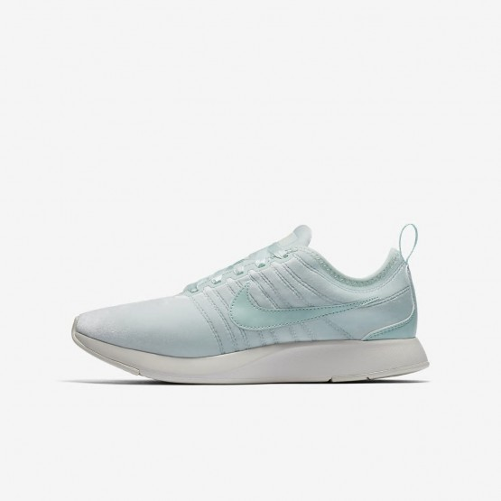 498WVGPR Nike Dualtone Racer Lifestyle Shoes For Girls Igloo/Sail