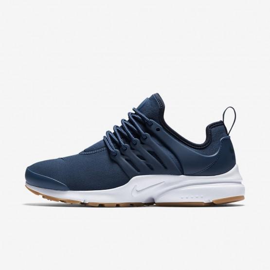 518JWZHV Nike Air Presto Lifestyle Shoes For Women Navy/Obsidian/Gum Light Brown
