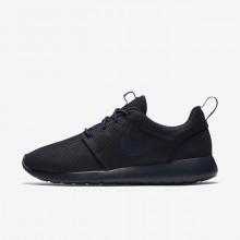 519EMZKF Nike Roshe One Lifestyle Shoes For Men Obsidian