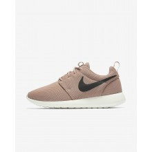 524DCIBE Nike Roshe One Lifestyle Shoes For Women Particle Pink/Sail/Black
