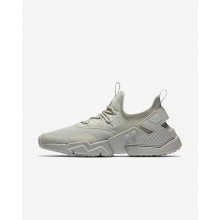 526CDXGU Nike Air Huarache Lifestyle Shoes For Men Light Bone/Black